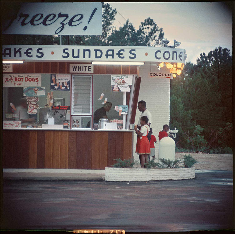 "Gordon Parks photograph: ""Untitled, Shady Grove, Alabama, 1956"""