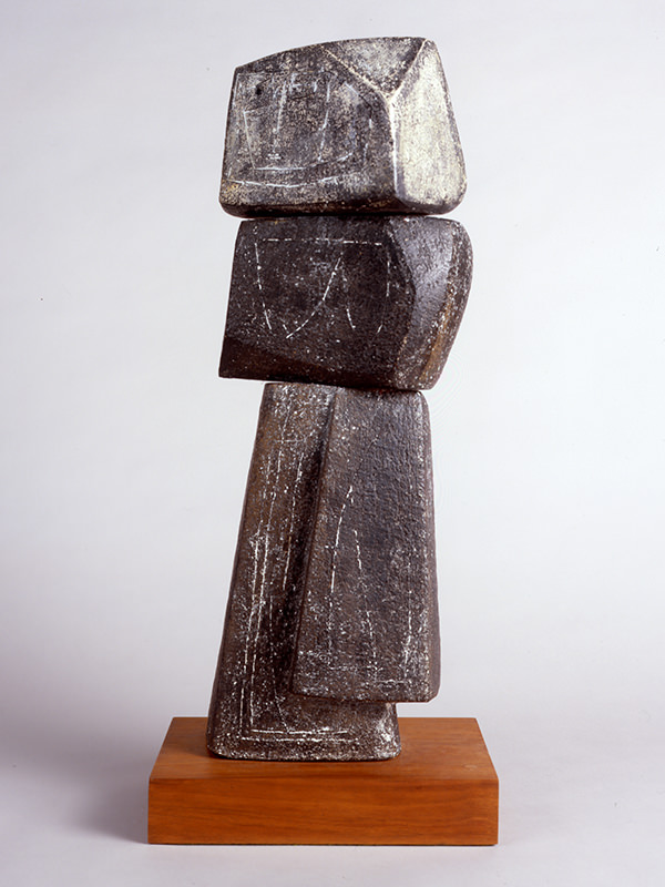 Nevelson, Mountain Figure